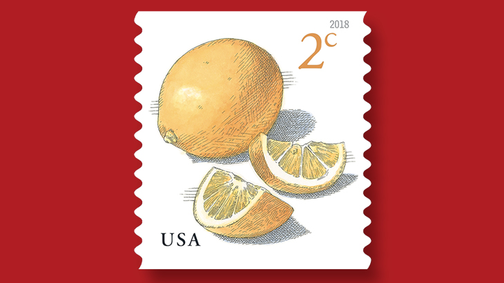 united-states-2018-2-cent-meyer-lemons-stamp