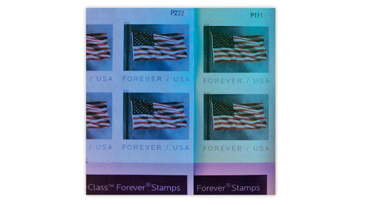 united-states-2019-flag-stamp-panes-ultraviolet-light