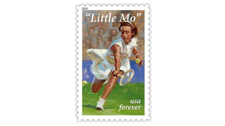 United States 2019 Little Mo stamp