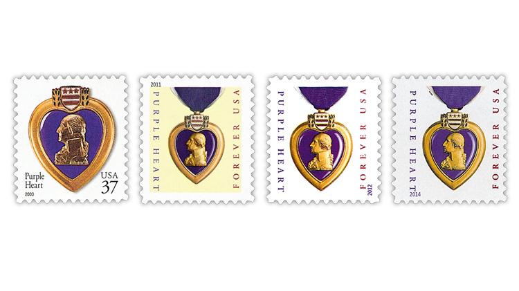 united-states-2019-purple-heart-stamp-major-varieties