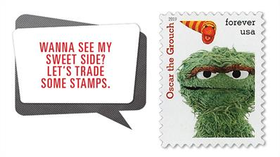 united-states-2019-seseame-street-oscar-the-grouch-stamp