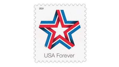united-states-2019-star-ribbon-definitive-stamp