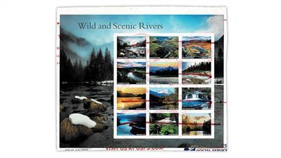 united-states-2019-wild-scenic-rivers-pane-magic-marker-cancel