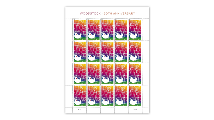 united-states-2019-woodstock-50th-anniversary-stamp-pane