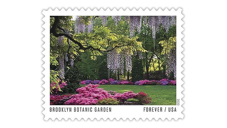 united-states-2020-brooklyn-botanic-garden-stamp