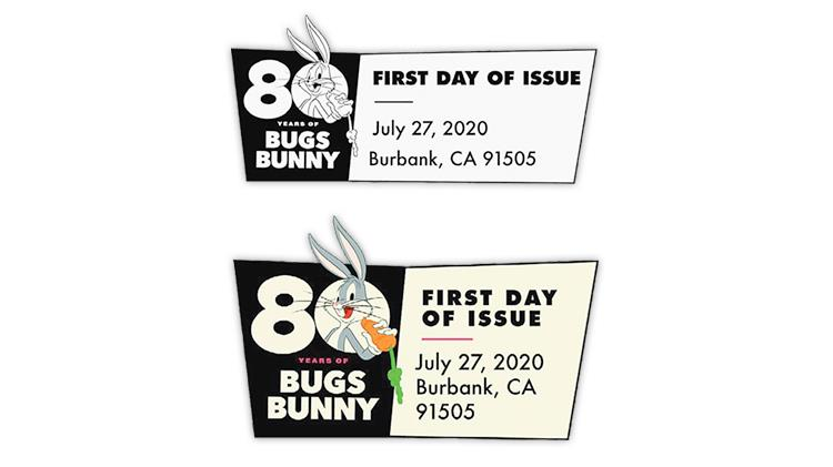 united-states-2020-bugs-bunny-first-day-cancels