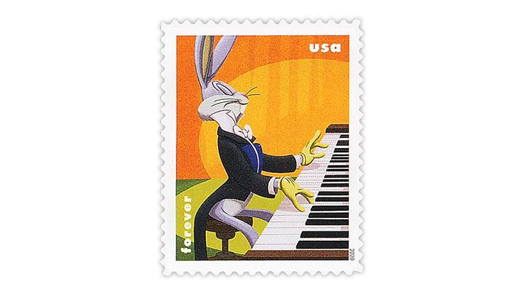 united-states-2020-bugs-bunny-piano-stamp