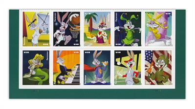 united-states-2020-bugs-bunny-stamps-scott-numbers