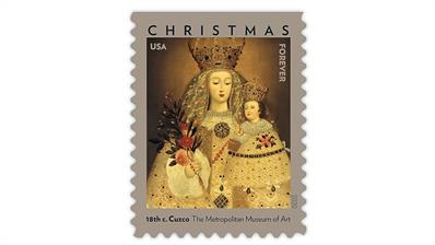 united-states-2020-christmas-our-lady-guapulo-stamp