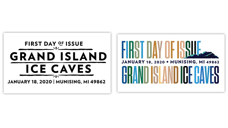 united-states-2020-grand-island-ice-caves-stamp-first-day-cancels