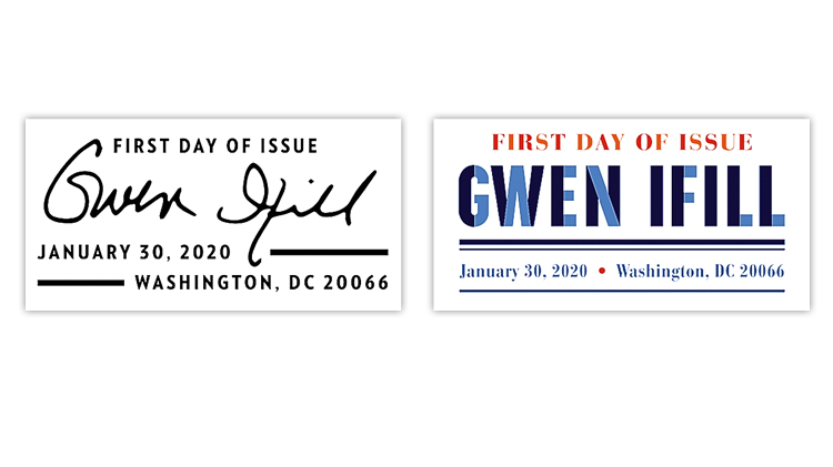 united-states-2020-gwen-ifill-stamp-first-day-postmarks