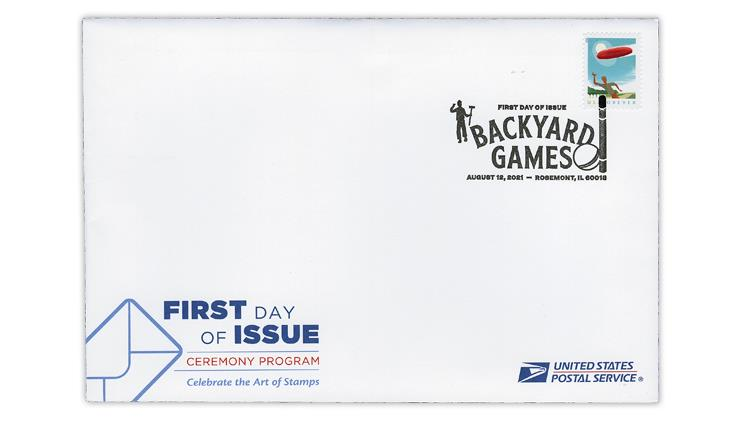 united-states-2021-backyard-games-stamps-first-day-ceremony-program