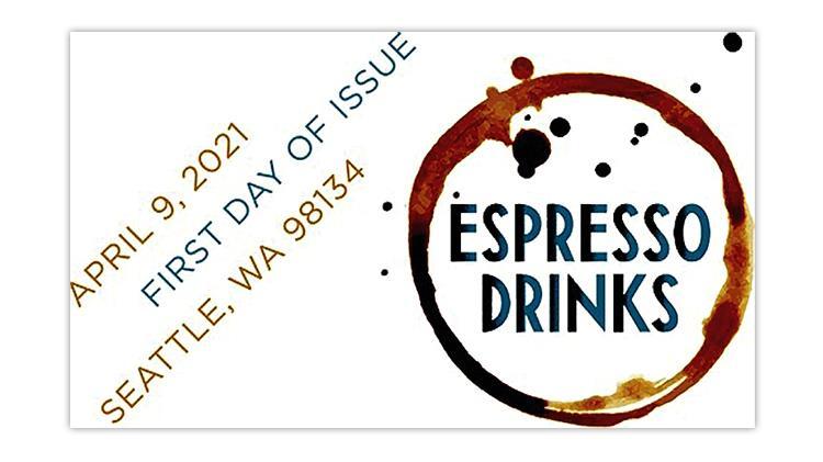united-states-2021-espresso-drinks-stamps-digital-color-first-day-postmark