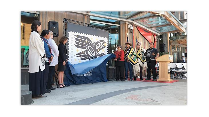 united-states-2021-raven-story-stamp-first-day-ceremony-unveiling