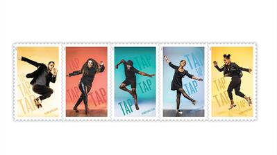 united-states-2021-tap-dance-stamps