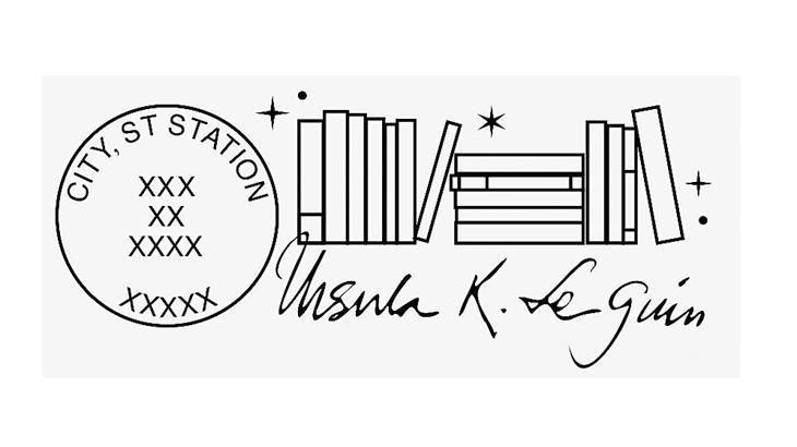 united-states-2021-ursula-k-leguin-stamp-dedication-postmark