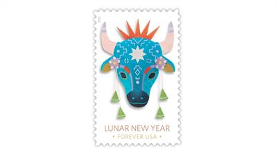 united-states-2021-year-of-the-ox-lunar-new-year-stamp