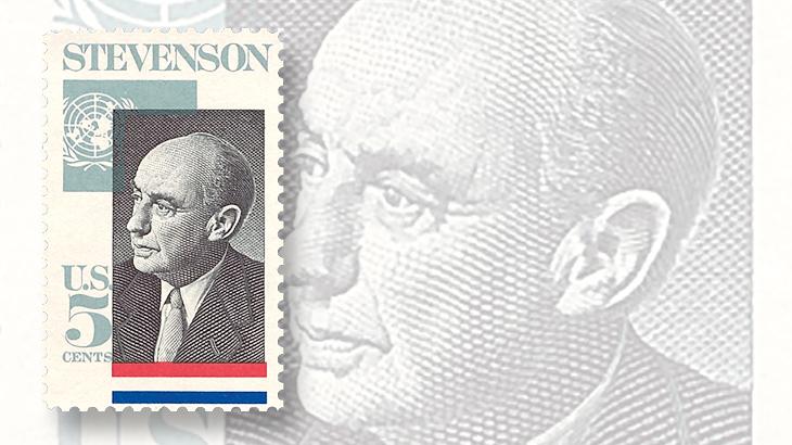 united-states-adlai-stevenson-memorial-stamp-1965