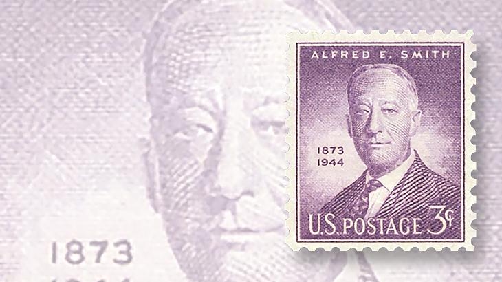 united-states-alfred-e-smith-commemorative-stamp-1945