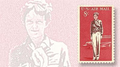 united-states-amelia-earhart-stamp