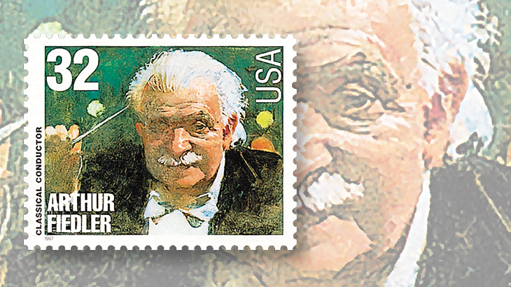 united-states-arthur-fiedler-stamp-conductors-composers-1997