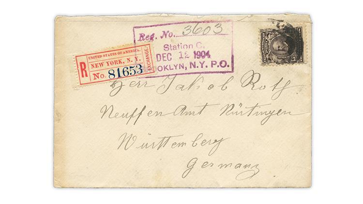 united-states-benjamin-harrison-stamp-1904-cover-new-york-germany