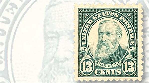 united-states-benjamin-harrison-stamp