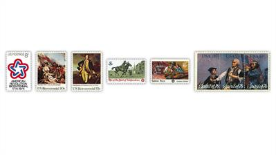 united-states-bicentennial-stamps