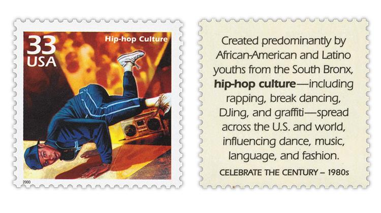 united-states-celebrate-century-1980s-hip-hop-culture-stamp