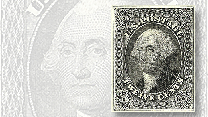 united-states-classics-forever-stamps-1851-george-washington-imperforate