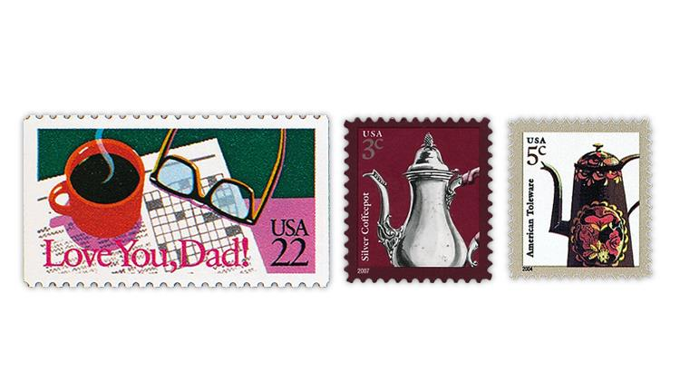 united-states-coffee-drinks-love-american-design-stamps