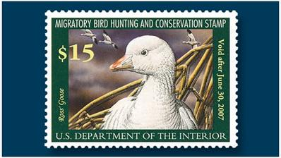 united-states-fifteen-dollar-ross-goose-federal-duck-stamp-wmr