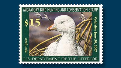 united-states-fifteen-dollar-ross-goose-federal-duck-stamp