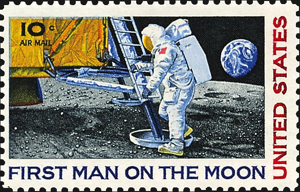united-states-first-man-on-moon-stamp-1969