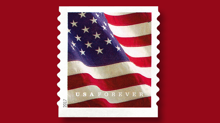 united-states-flag-forever-stamp-2017