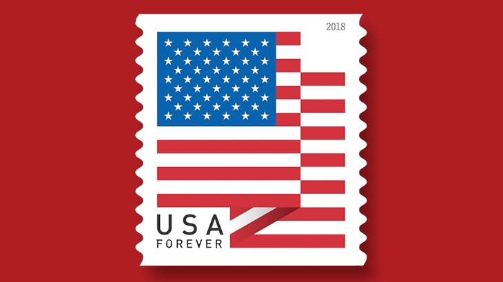 united-states-flag-forever-stamp-2018