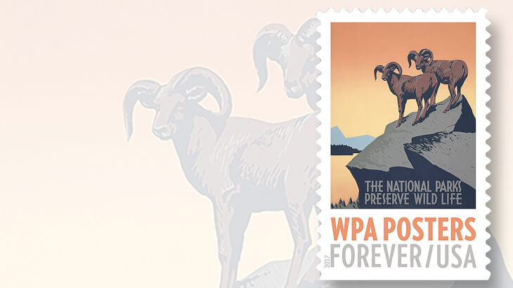 united-states-forever-stamp-promoting-national-parks
