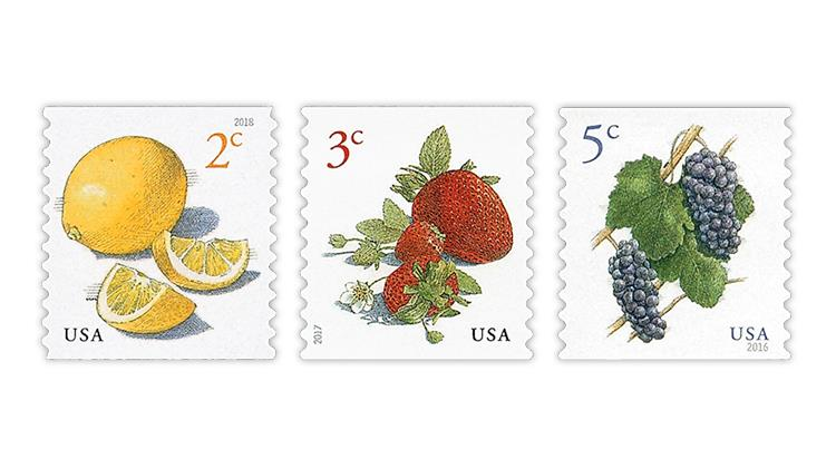 united-states-fruits-definitive-stamps