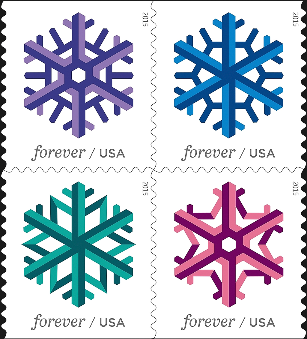 Upcoming U.S. stamps for 2015, 2016 revealed