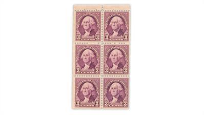 united-states-george-washington-gilbert-stuart-booklet-pane