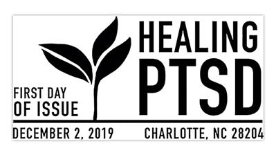united-states-healing-ptsd-black-pictorial-first-day-cancel