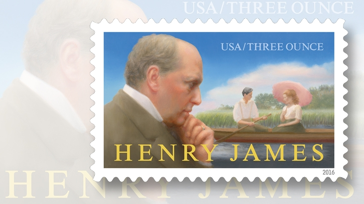 united-states-henry-james-stamp
