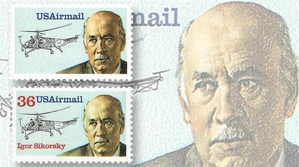 united-states-igor-sikorsky-airmail-stamp-scott-c119-expertization
