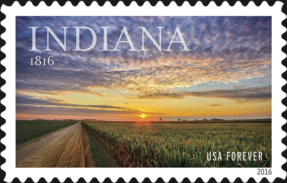 united-states-indiana-statehood-bicentennial-stamp-2016