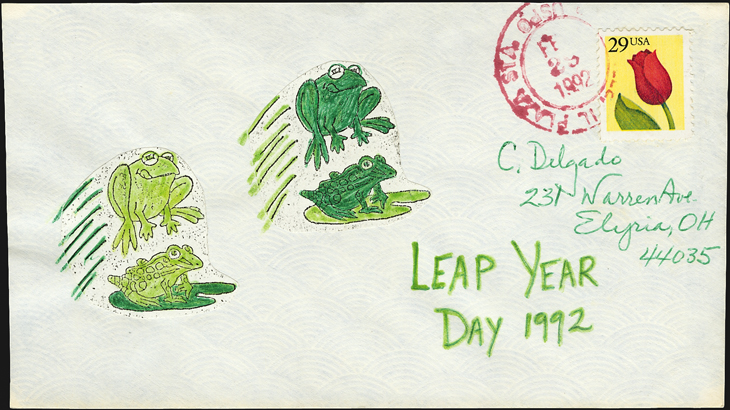 united-states-leap-day-covers-1992-belleville-illinois-elyria-ohio