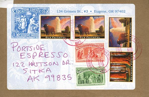united-states-old-faithful-express-mail-stamps-parcel-scott-4379