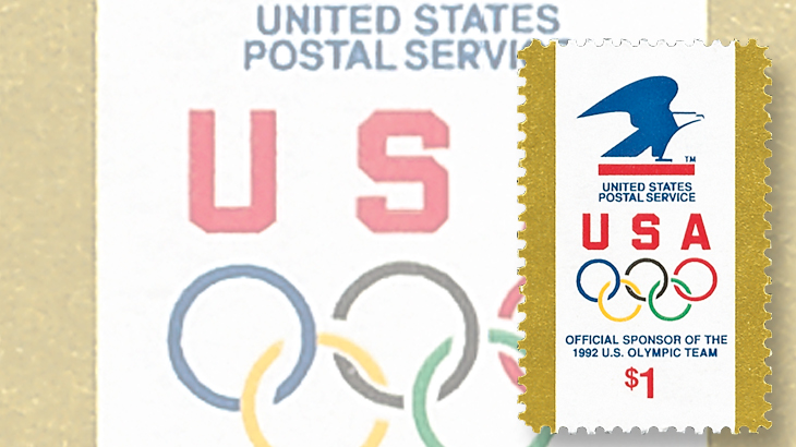 united-states-olympics-stamp-1991