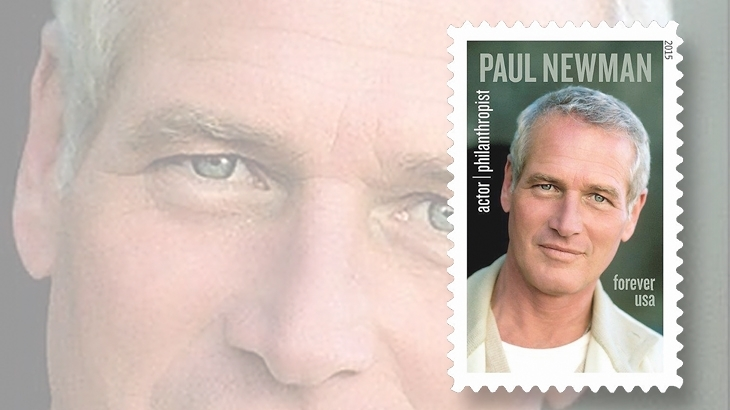 New Paul Newman Stamp Honors The Actors Philanthropic Endeavors