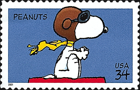 united-states-peanuts-comic-strip-stamp-2001