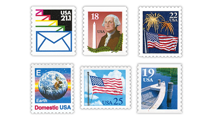 united-states-photogravure-definitive-stamps